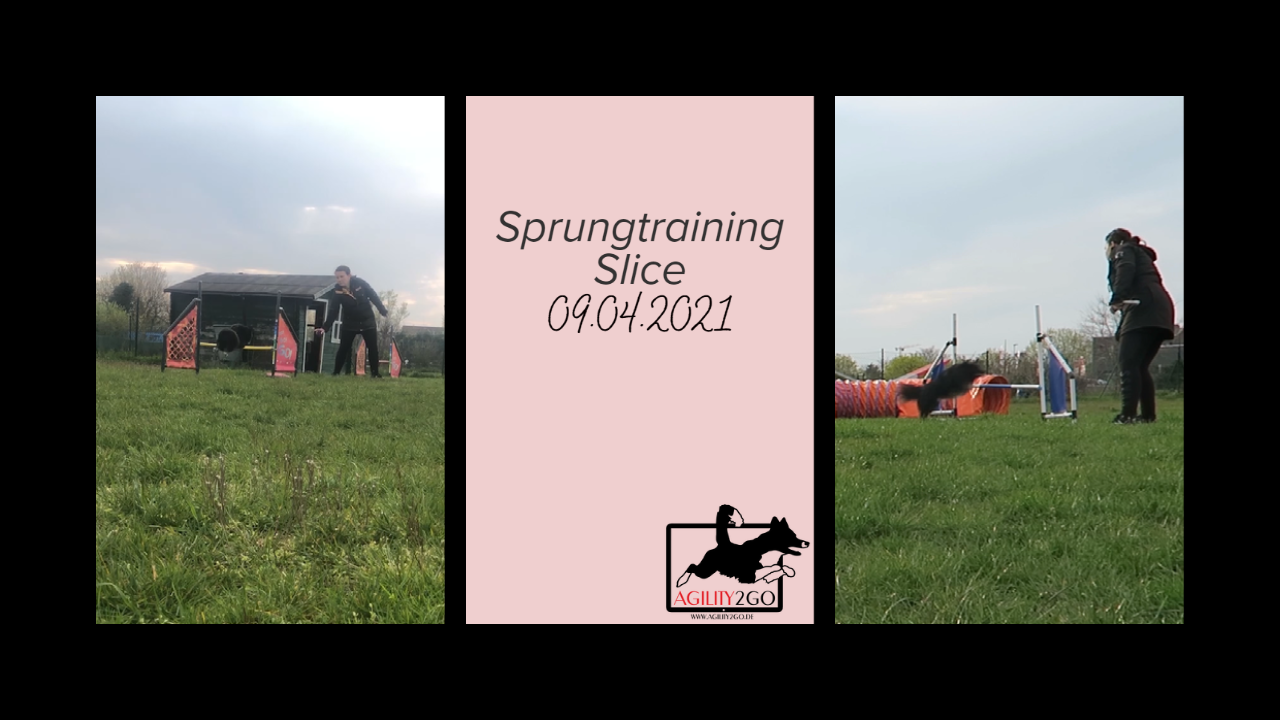 Training 09.04.2021|Sprungtraining|Slice